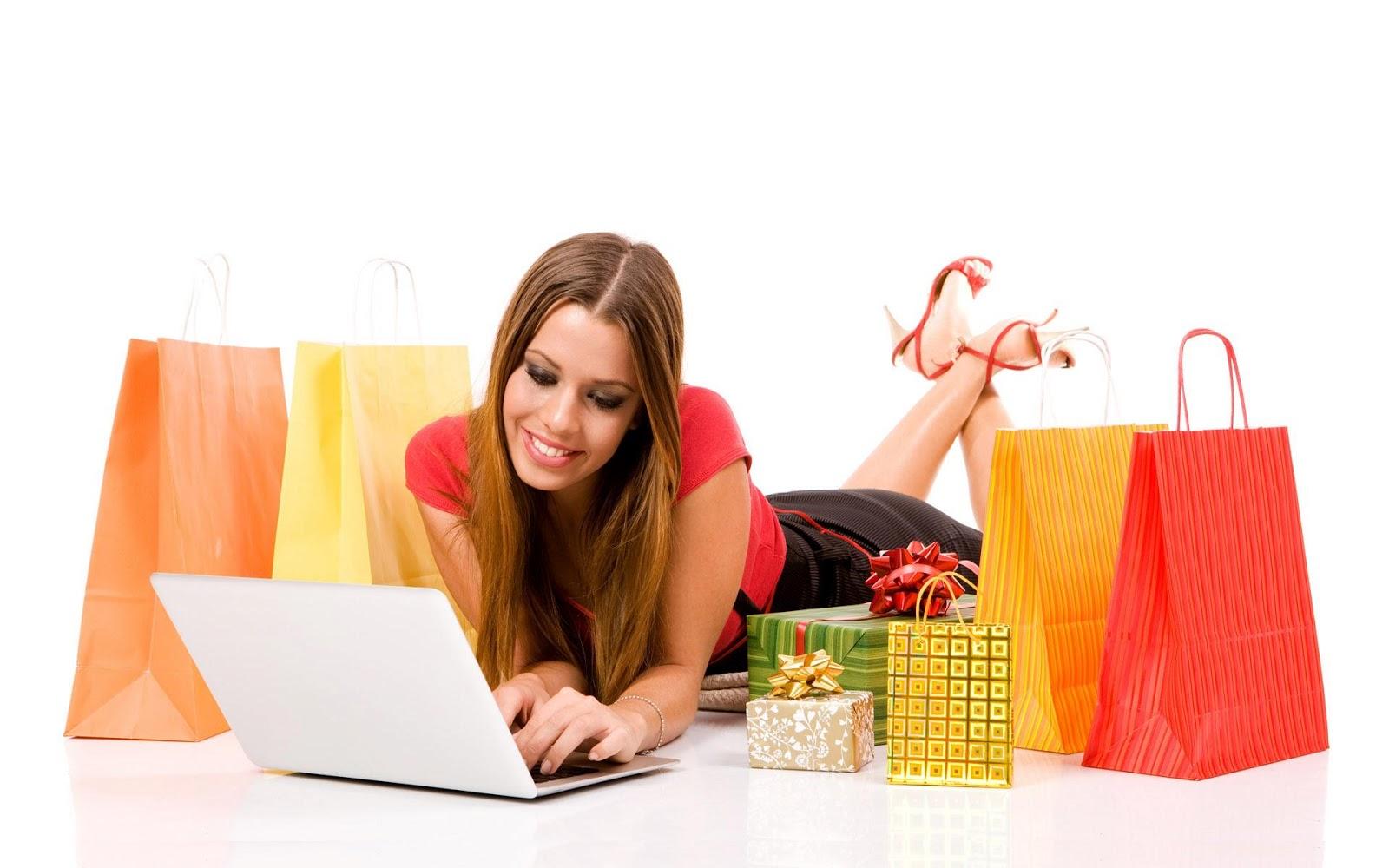 от онлайн магазин